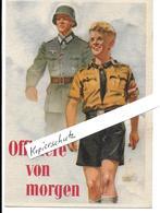 Propaganda, Hitler, Nazi, Drittes Reich, HJ, Hakenkreuz, Swastika, Partei - Weltkrieg 1939-45