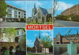 Grote Kaart Mortsel JvdB - Mortsel