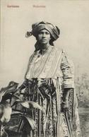 Suriname, Mulatto Woman In Traditional Dresses (1910s) Postcard - Surinam