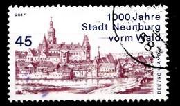 Bund 2017  Mi.nr.:3290 Stadt Neunburg Vorm Wald Gestempelt / Oblitérés / Used - [7] République Fédérale