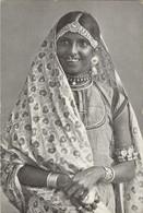 Suriname, British Indian Girl Party Dress, Nose Piercing Jewelry (1899) Postcard - Surinam