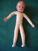 Puppenstuben Biege-Puppe (626) - Puppen