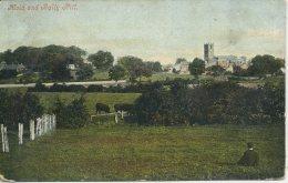 FLINTSHIRE - MOLD AND BAILY HILL 1905 Clw189 - Flintshire