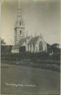 FLINTSHIRE - BODELWYDAN CHURCH RP Clw36 - Flintshire