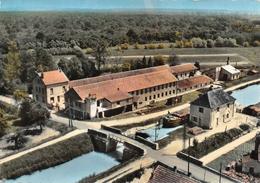 Abergement La Ronce Canal écluse Thème Péniche Péniches Canton Dole - Other Municipalities
