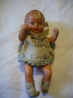 Kleine Masse-Puppe, älter (632) - Dolls