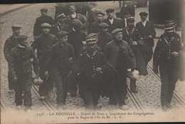 17 CHARENTE MARITIME POITOU CHARENTE  LA ROCHELLE BAGNE POUR L'ILE DE RE - La Rochelle