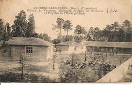 CPA-1925-33-ANDERNOS-COLONIE /MUTUALITE Scolaire De BORDEAUX Et PUPILLES Ecole Publique-BE - Andernos-les-Bains