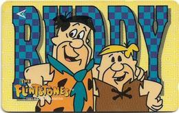 Singapore - Buddy, Flintstones, 115SIGA, 1997, Used - Singapour