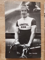 Bas Hordijk - Amstel Bier - CP - Cycling - Cyclisme - 1972 - Wielrennen