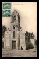 ALGERIE - CASTIGLIONE - L'EGLISE - Other Cities