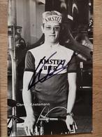 Gerrie Knetemann - Amstel Bier - CP - Cycling - Cyclisme - 1972 - Signature - Wielrennen
