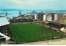 CPA-1975-83-TOULON-STADE MAYOL RUGBY-MATCH INTERNATIONAL-Fond La RADE-BE - Toulon