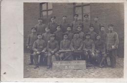 Fotokarte - Waffenmeister Lehrkursus 7. Abt. - 1. Wk  -      - AK-09710 - Personnages