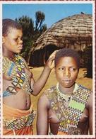 Bantou Natal Bantoe Filles Aux Seins NUS Nu Afrique Etnique Etnic South Africa Naked Etnisch Naakt Zuid Afrika Du Sud - Afrique Du Sud