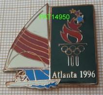 VOILE JO ATLANTA 1996 - Sailing, Yachting