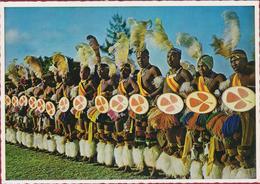 Group African Male Bantou Dancers Afrique Etnique Etnic South Africa Zuid Afrika Du Sud - Afrique Du Sud
