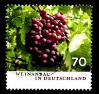 Bund 2017  Mi.nr.:3334 Weinanbau   Gestempelt / Oblitérés / Used - Used Stamps
