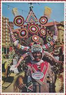 African Headgear Ricksha Boy Durban Natal Riksjaseun Afrique Etnique Etnic South Africa Zuid Afrika Du Sud - Afrique Du Sud