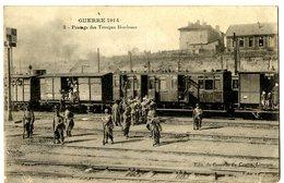 87  LIMOGES   GUERRE 1914  -  PASSAGE DES TROUPES HINDOUES  -  ED DU COURRIER DU CENTRE  LIMOGES - Limoges
