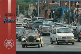 Missouri Branson Downtown Street Scene 1996 - Branson