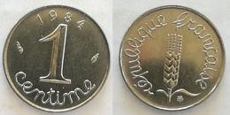 1 CENTIME EPI 1984 FDC (voir Scan) D1 - France