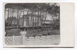 64 - BIARRITZ - VILLA DES PINS -  VOIR ZOOM - Biarritz