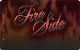 Fire Side Tavern - Las Vegas, NV - BLANK Pub / Casino Slot Card - Casino Cards