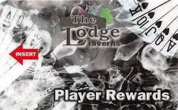 The Lodge Taverns - Las Vegas, NV - Pub / Casino Slot Card - Casino Cards