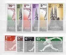 1960 MNH Spain, CIF Postfris** - 1951-60 Ungebraucht