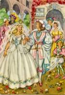 LA BELLA ADDORMENTATA  SLEEPING BEAUTY  BELLE AU BOIS DORMANT  Principe Diventato Re Sposa La Bella Regina - Fiabe, Racconti Popolari & Leggende