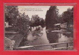 91-CPA BALLANCOURT SUR ESSONNE - Ballancourt Sur Essonne