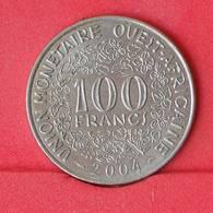 WEST AFRICAN STATES 100 FRANCS 2004 -    KM# 4 - (Nº25035) - Autres – Afrique