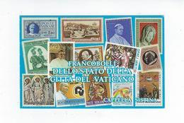 Timbres - Vatican - Bloc - Feuillet - Cappella Sistina - 1991 - Blocchi E Foglietti