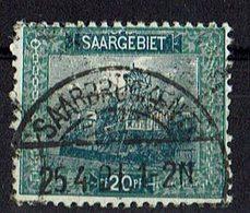 Saargebiet 1921 // Mi. 55 A O (028..229) - 1920-35 Société Des Nations