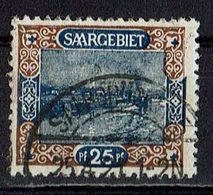 Saargebiet 1921 // Mi. 56 A O (028..231) - 1920-35 Société Des Nations