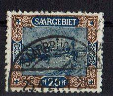 Saargebiet 1921 // Mi. 56 A O (028..232) - 1920-35 League Of Nations