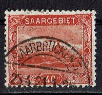 Saargebiet 1921 // Mi. 59 A O (028..239) - 1920-35 Société Des Nations