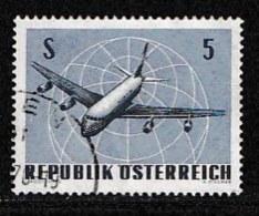 AUSTRIA, 1968, Cancelled Stamp(s) , Airmail Stamp IFA Wien, Mi 1264  Scan U4071, - 1945-.... 2nd Republic