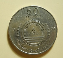 Cape Verde 50 Escudos 1994 - Cape Verde