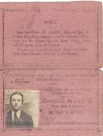 CERTIFICAT DE CAPACITE VALABLE POUR LA CONDUITE DE VOITURES A PETROLE 1917. N°162472- PARIS - Maps