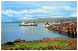 WEMYSS BAY AND THE FIRTH OF CLYDE - Renfrewshire