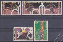 1976 Senegal - Olimpiadi Di Montreal - Senegal (1960-...)