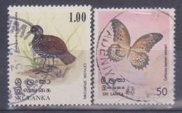 1979 Sri Lanka - Animali - Sri Lanka (Ceylon) (1948-...)