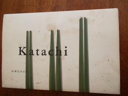 KATACHI - Japanese Sacred Geometry / Takeji Iwamiya I Kazuya Takaoka - Books, Magazines, Comics