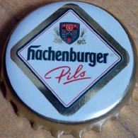 Hachenburger Pils Westerwald Bier Kronkorken 2018 Beer Bottle Crown Cap TOP Chapa Tapon Corona De Cerveza, Capsule Biere - Beer