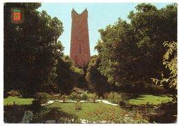 MAROC - TAROUDANT HOTEL LA GAZELLE D'OR-SON JARDIN ET TOUR - Marocco