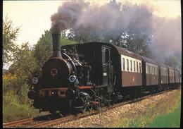 Chemin De Fer Touristique Du Rhin -- Locomotive 030 TB 130 - Eisenbahnen