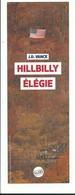 Marque Page J D Vance - Hillbilly Elegie - Edition Du Globe - Bookmarks