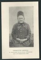 Charlotte Cardinal. La Centenaire D'Erchies  (Jurbise) Née Le 15/09/ 1799. - Jurbise